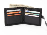 collectie portemonnees